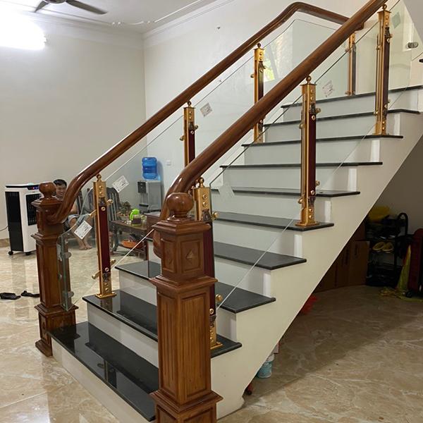 Cầu thang kính - CTHD - 5