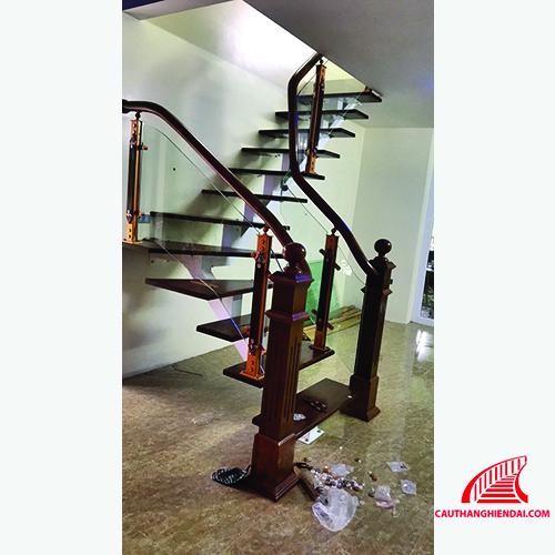 Cầu thang xương cá 12