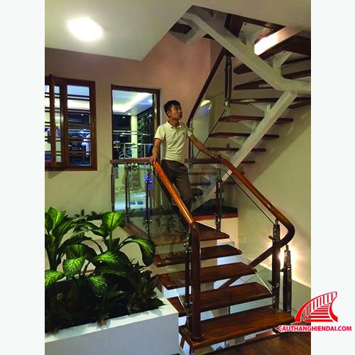 Cầu thang xương cá 17