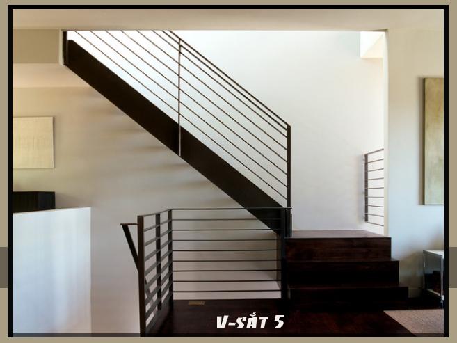 Cầu thang dây cáp M11