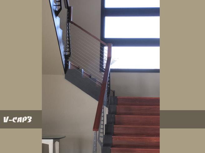 Cầu thang dây cáp M14