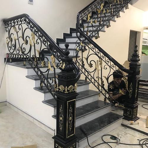 Cầu thang sắt NT-49