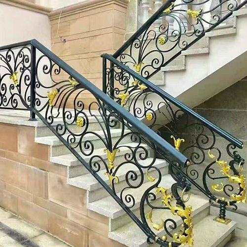 Cầu thang sắt nghệ thuật 51