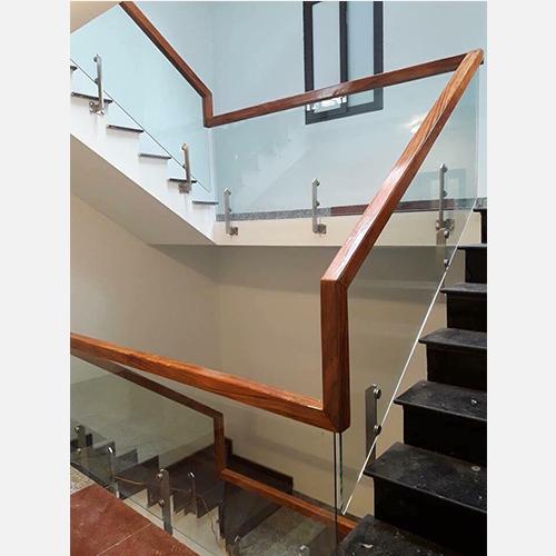 Cầu thang kính 07 class=