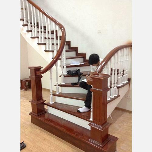 Cầu thang gỗ 12