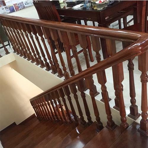Cầu thang gỗ 13