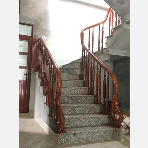 Cầu thang gỗ 03 class=